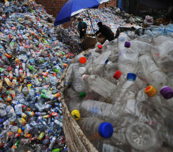 تدوير المنتجات البلاستيكية 1 600x530 - مشروع إعادة تدوير المنتجات البلاستكية باستثمار 5 مليون دولار