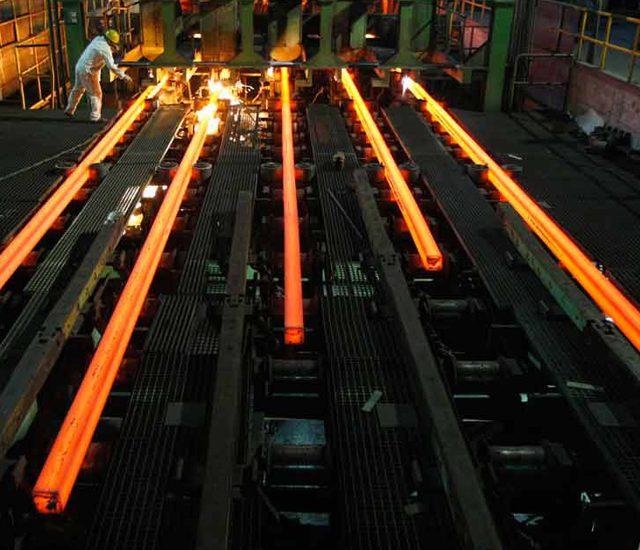 دراسة جدوى مصنع الحديد والصلب