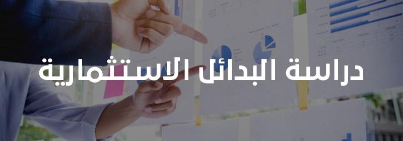 البدائل الاستثمارية - خدمات الأعمال