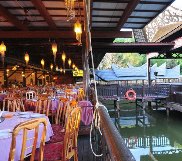دراسة جدوى مشروع مطعم سياحي عائم