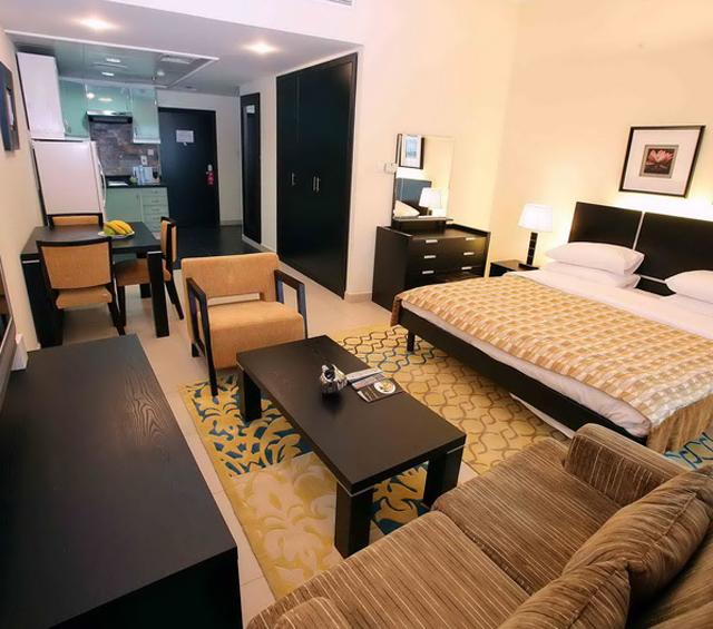 فندقية 1 - مشروع شقق فندقية باستثمار 2 مليون دولار