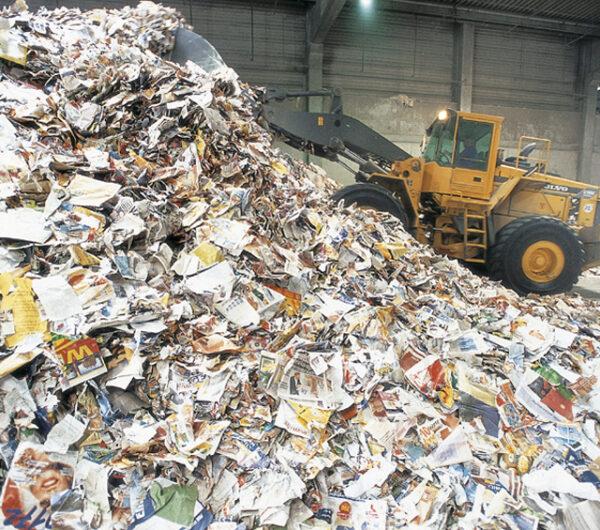 إعادة تدوير الورق 2 600x530 - مشروع إعادة تدوير الورق باستثمار 2 مليون دولار