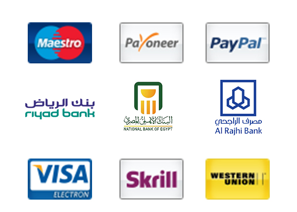 الدفع - أفضل مكتب دراسة جدوى في قطر يوفر لك أفضل الفرص الاستثمارية