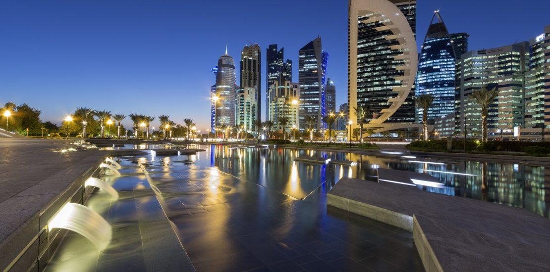 cityscape 3566340 1920 1110x550 - الفرص الاستثمارية في قطر
