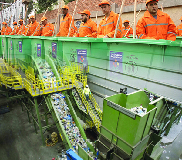 دراسة جدوى مشروع إعادة تدوير النفايات بشتى أنواعها باستثمار مليون و700ألف دولار