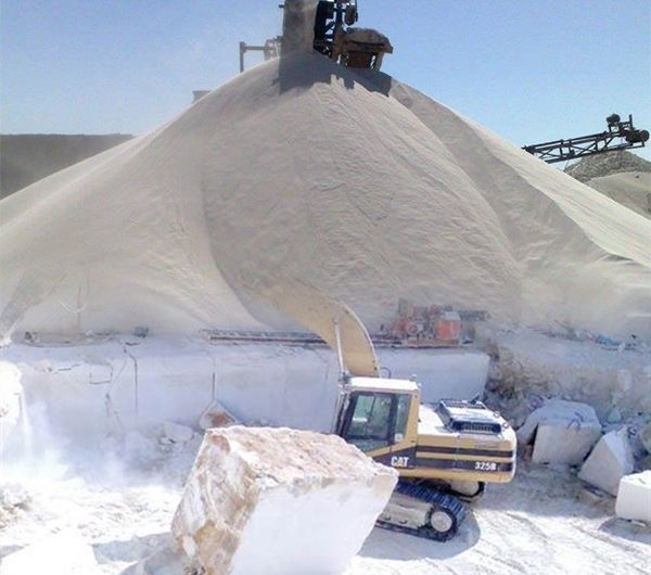دراسة جدوى مشروع محجر لاستخراج الجبس 600 ألف دولار