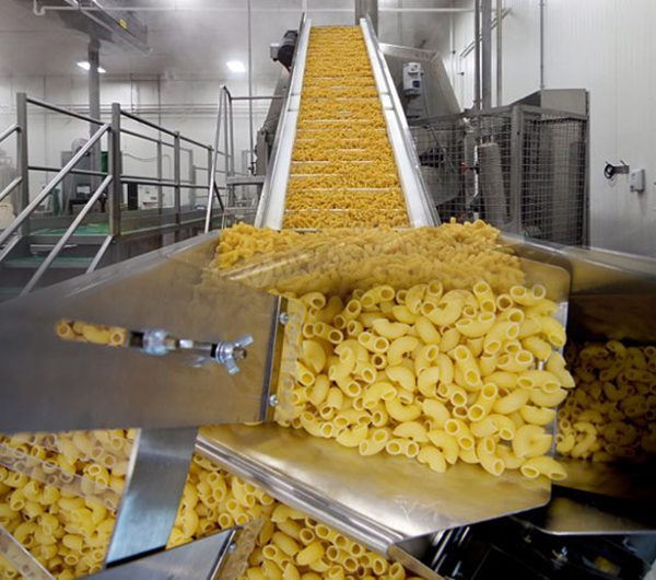 خط إنتاج مصنع مكرونة