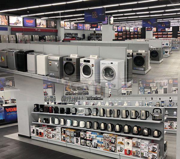 دراسة جدوى مشروع بيع الأجهزة الكهربائية باستثمارمليون دولار