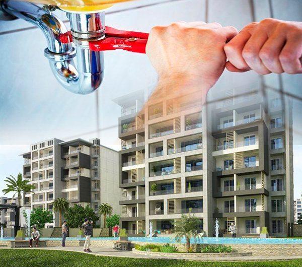 دراسة جدوى مشروع مركز لصيانة الشقق السكنية والإدارية