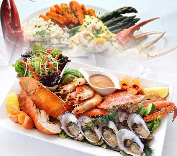 دراسة جدوى مشروع مطعم للمأكولات البحرية باستثمار 600 ألف دولار