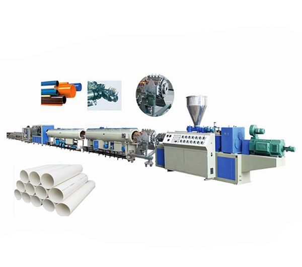 خط إنتاج أنابيب بلاستيكية (pvc- pp- ppr)