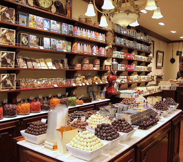دراسة جدوى مشروع محل شوكولاتة باستثمار مليون و400 ألف