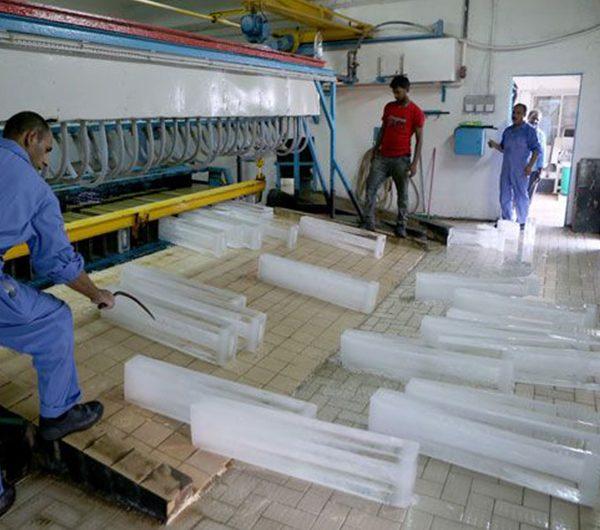 دراسة جدوى مصنع كبس ألواح الثلج باستثمار 400ألف دولار