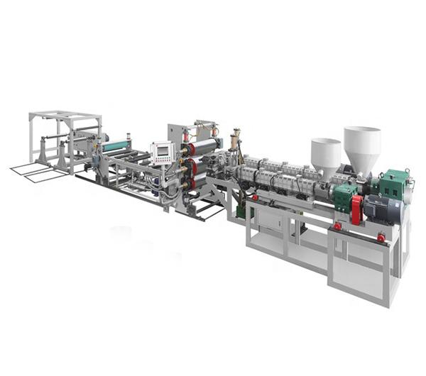 خط إنتاج ألواح البت (PET) أحادية ومتعددة الطبقات