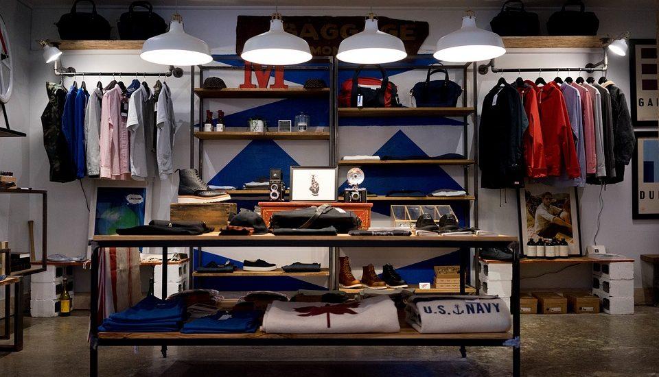 """دراسة جدوى مشروع محل ملابس من شركة """"بناء"""""""