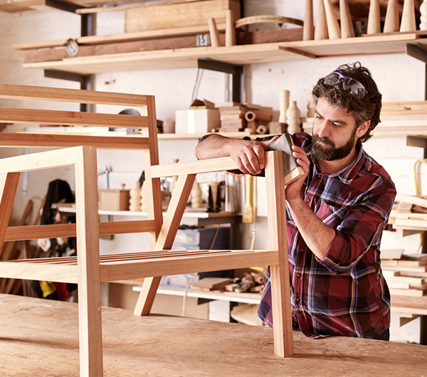 دراسة جدوى مصنع أثاث خشبي باستثمار 800 الف دولار