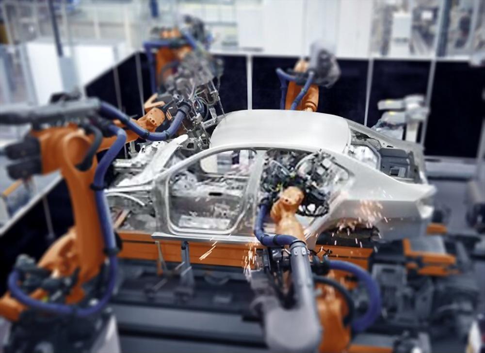 تصنيع هياكل السيارات