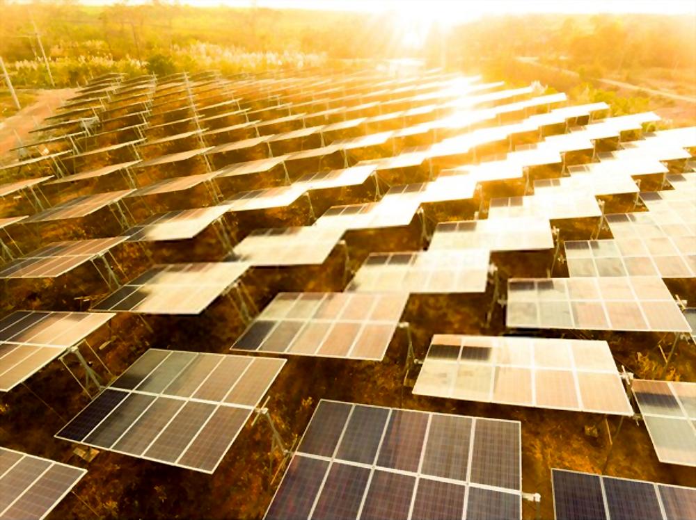 دراسة جدوى مشروع الطاقة الشمسية