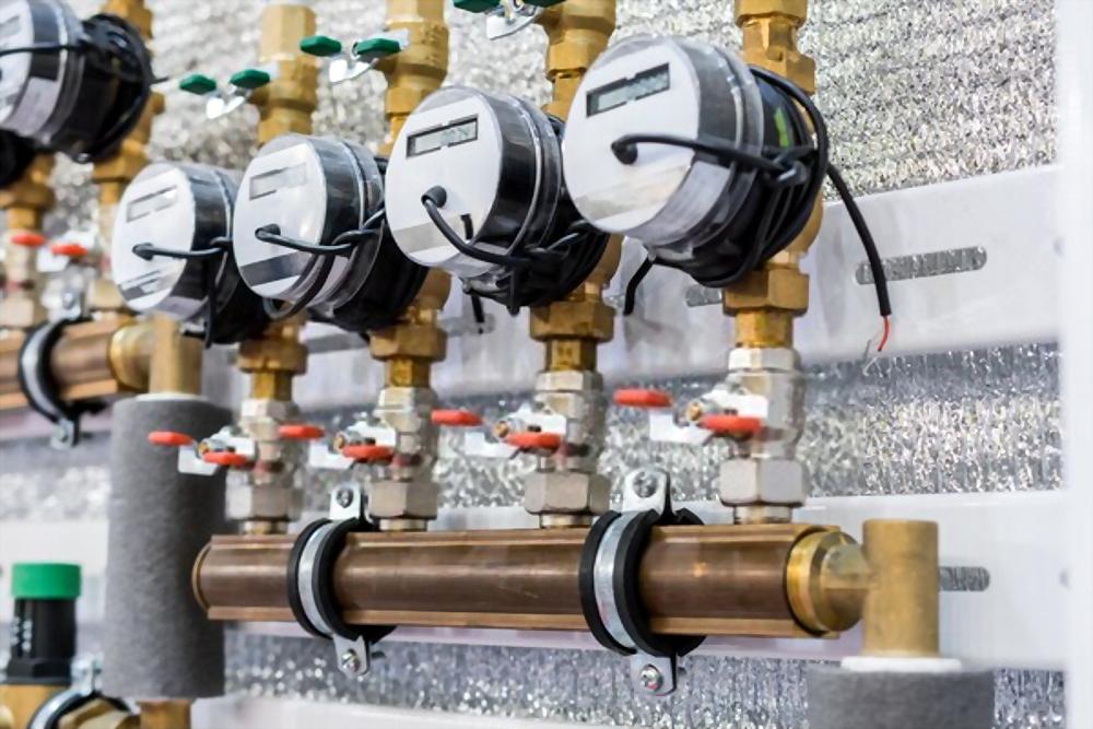 تصنيع وتجميع مقياس المياه الذكي