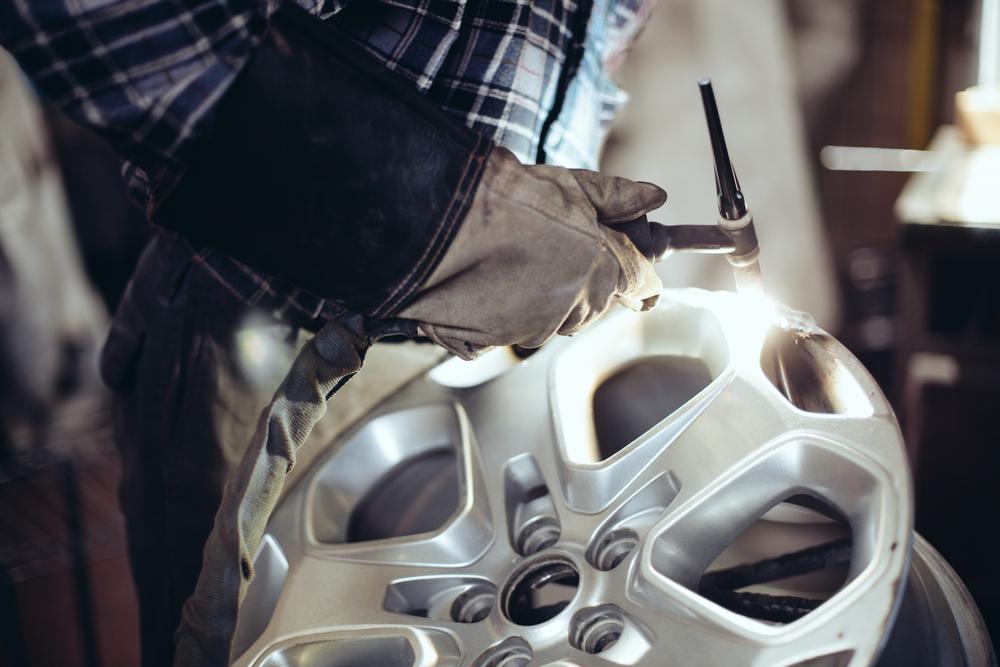 تصنيع عجلات الألومنيوم