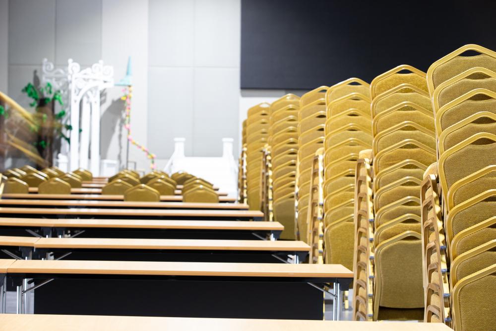 دراسة جدوى تنظيم المؤتمرات والمعارض