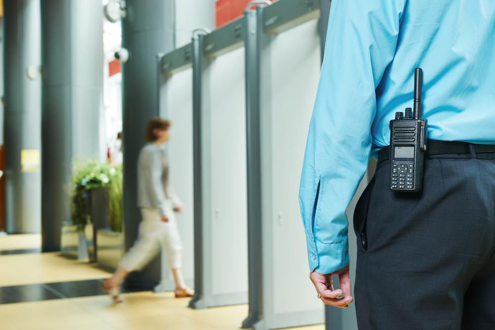 دراسة جدوى مشروع حراسات أمنية