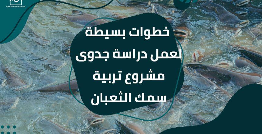 دراسة جدوى مشروع تربية سمك الثعبان