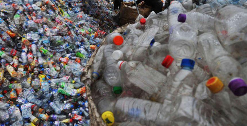 مشروع إعادة تدوير المنتجات البلاستكية