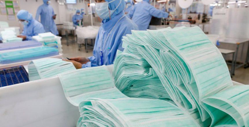 دراسة جدوى جاهزة لمصنع كمامات طبية