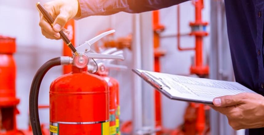 دراسة جدوى مشروع طفايات حريق