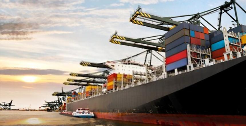 دراسة جدوى شركة شحن بحري