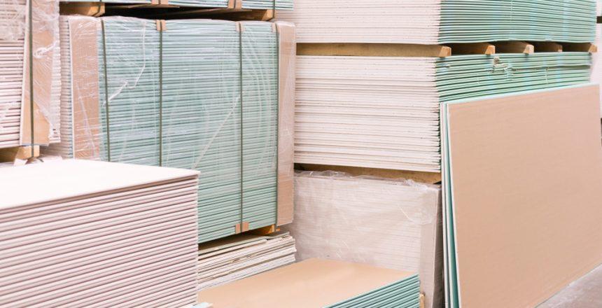 دراسة جدوى مصنع ألواح جبسية