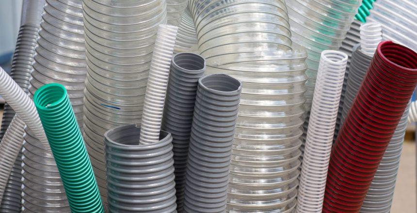 مشروع تصنيع خراطيم كهربائية بلاستيكية