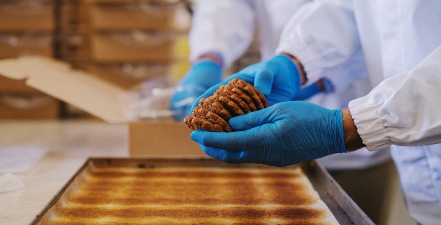 مصنع للأغذية في مكة المكرمة